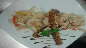 rizoto_thalasinon_enosi_gastronomias_ellados